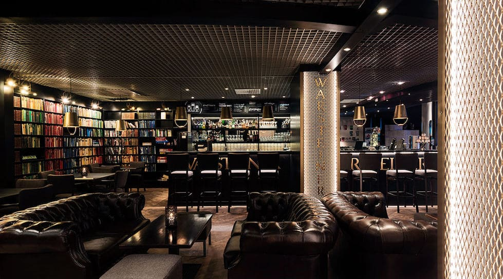 Warsteiner bar