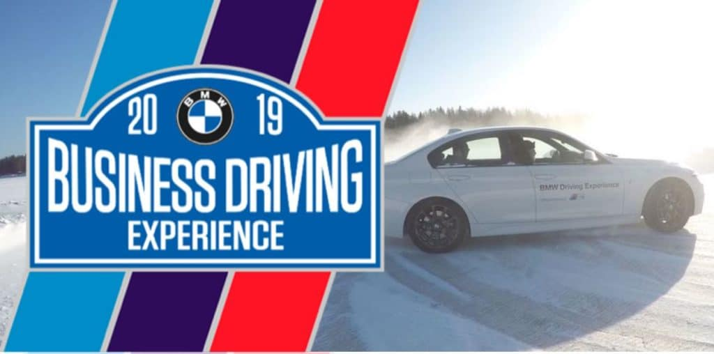 BMW Business Driving Experience