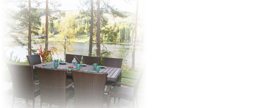 Enjoy your summer holiday at the lakeside of Tahko