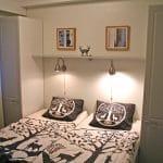 Apartments_Anna_bedroom_Ski_slopes_short_distance_Tahko_Kuopio_VisitFinland
